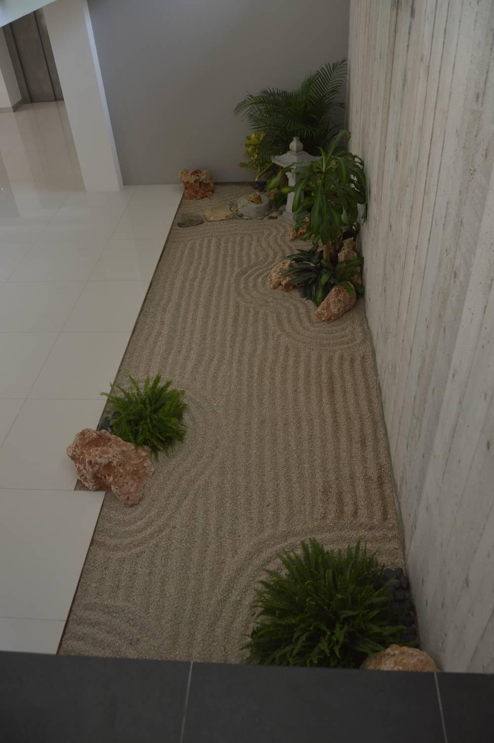 Bocca jardins sp cialiste du jardin japonais artisan for Interieur cours nice