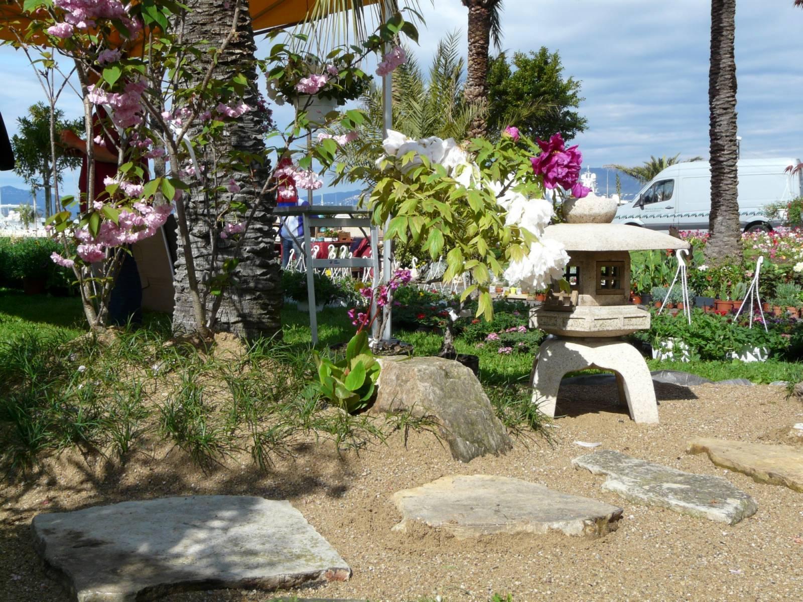 Photo Jardin Zen Chez Particulier paysagiste pour création et entretien de jardin à cannes
